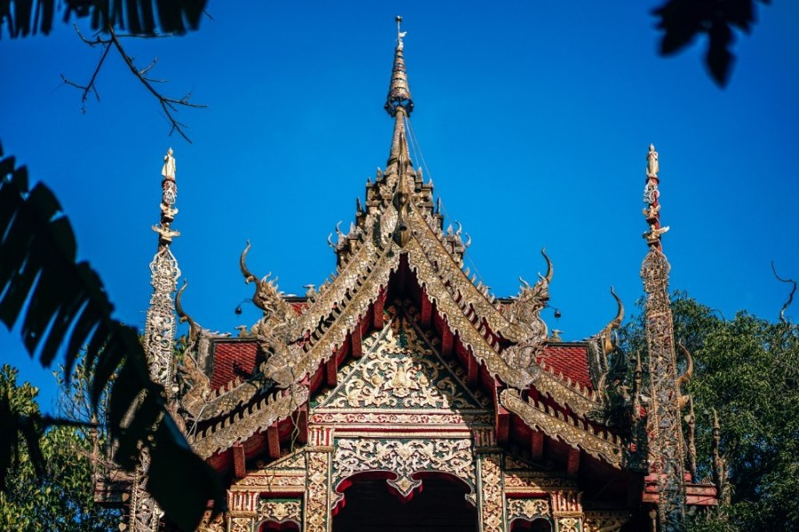 The-Entrance-to-the-Doi-Suthep-Temple-in-Chiang-Mai