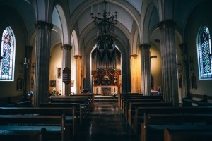 The-Inside-of-a-Church-in-Yalta