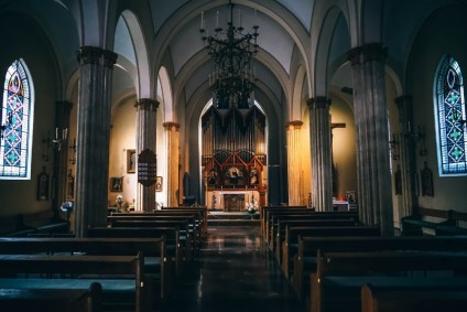 The-Inside-of-a-Church-in-Yalta