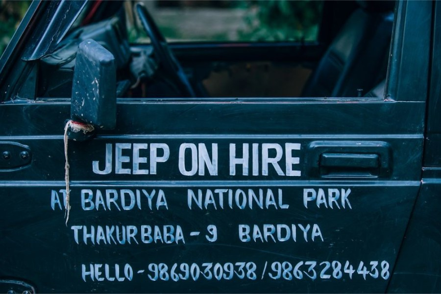 Jeep-on-Hire-at-the-Bardiya-National-Park