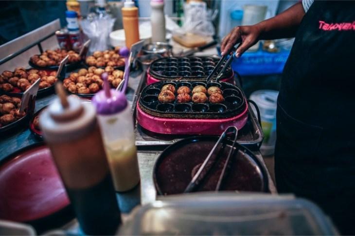 Man-Cooking-Japanese-Shrimp-Balls