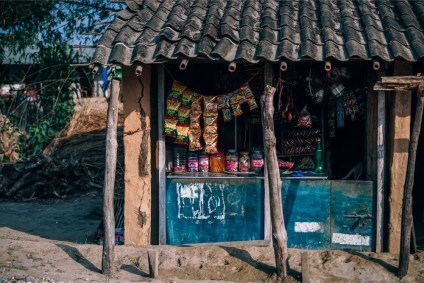 Small-Snack-Shop-in-a-Nepali-Village