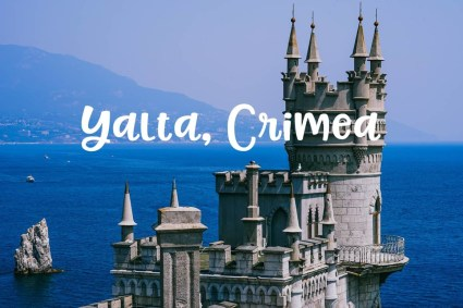 Yalta-Crimea