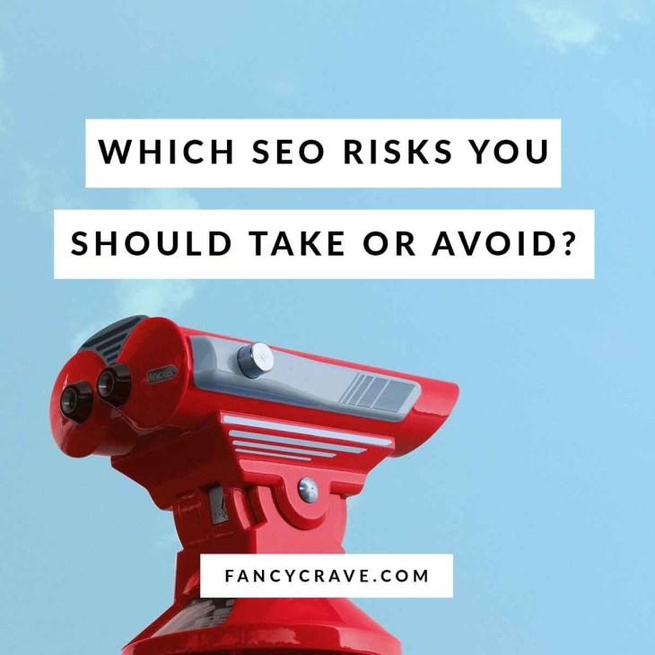 SEO-Risks