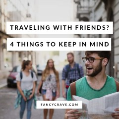 Traveling With Friends