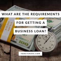 business loan requirements