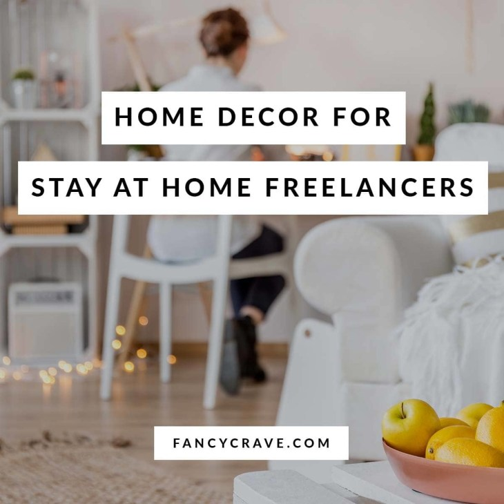 Home Decor for Freelancers