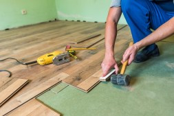 what to do before installing lvt flooring