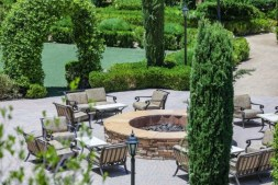 outdoor entertaining how to furnish your yard for safe socializing