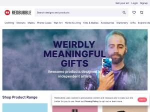 redbubble com