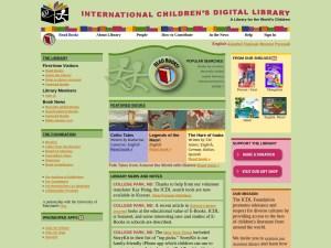 en childrenslibrary org