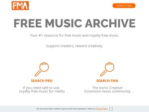 freemusicarchive org