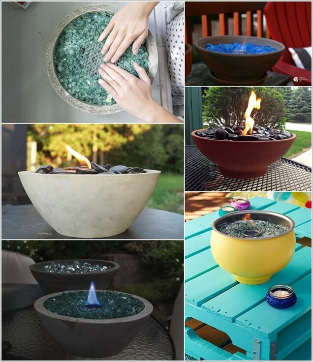10 Unique Garden and Patio Projects