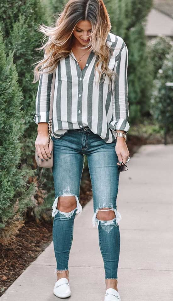 26 Casual Women Spring Outfits to Copy for 2020 - Fancy ...