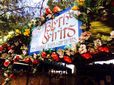 4-28-14 Faire - Blythe Spirits