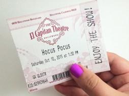 Big ol' ticket