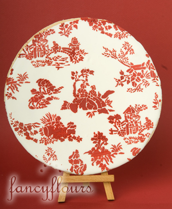 Toile cookie