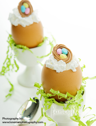 Egg Shell Vessels