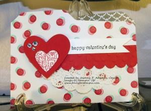 Valentine Candy Holder