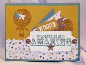 Your're Amazing Winner