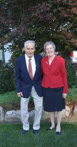 Aunt Jane and Uncle Sylvester--60 years together September 10, 2016 Photo taken August 23, 2015