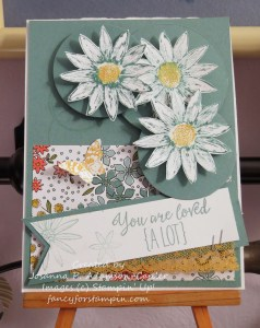 Delightfull Bunch Daisy You are Loved-2
