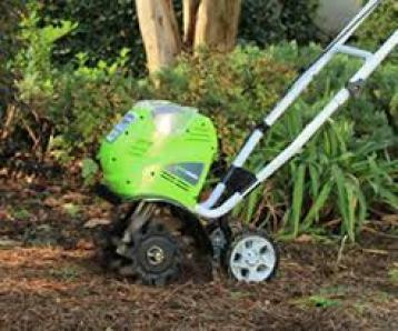 Best Electric Garden Tiller
