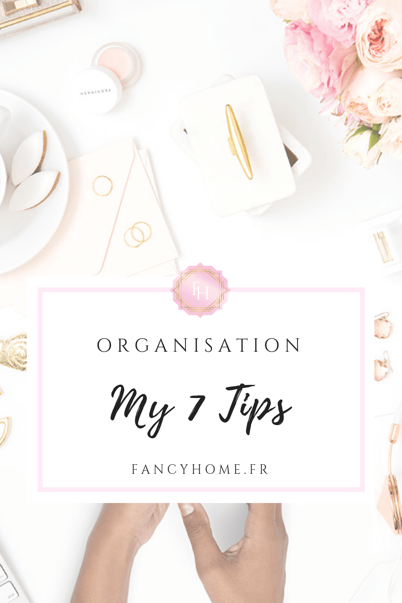 Mon organisation efficace: My working mum journey