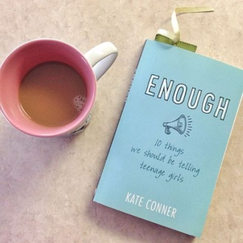 enough with coffee