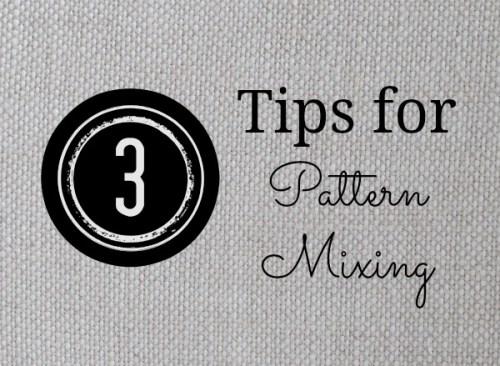 patternmixing