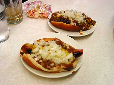 Lafayette coney dogs