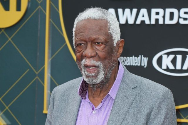 Bill Russell best NBA player of all time