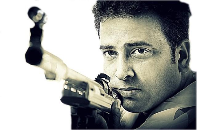 Famous Shooting Player Joydeep Karmakar