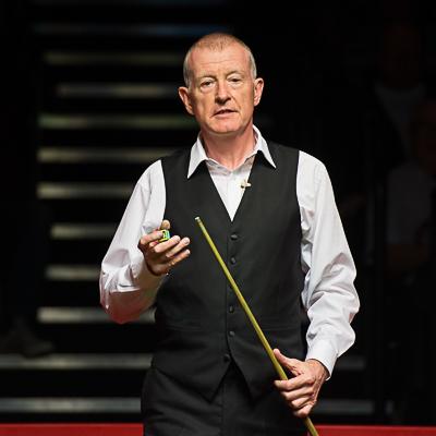 Famous Snooker Player Steve Davis