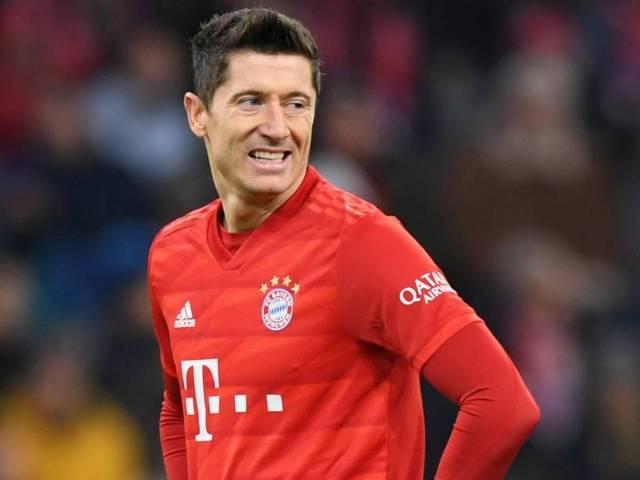 Highest Paid Football Player Robert Lewandowski