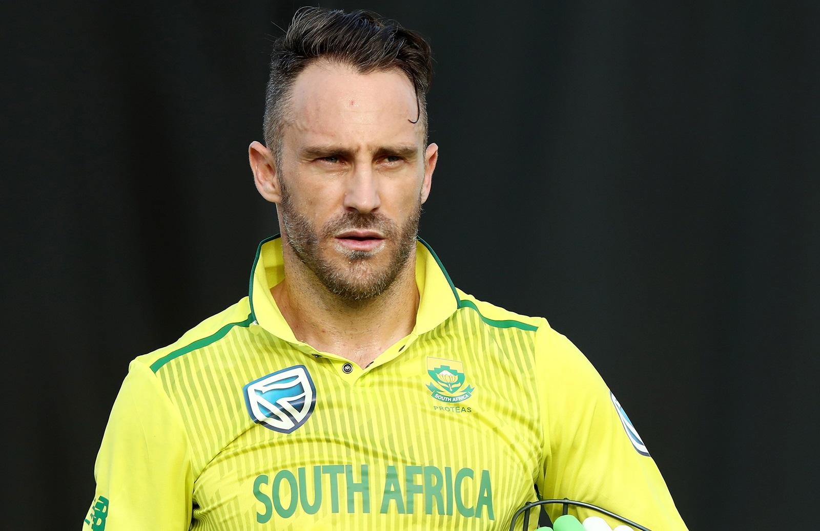 Faf Du Plessis Biography