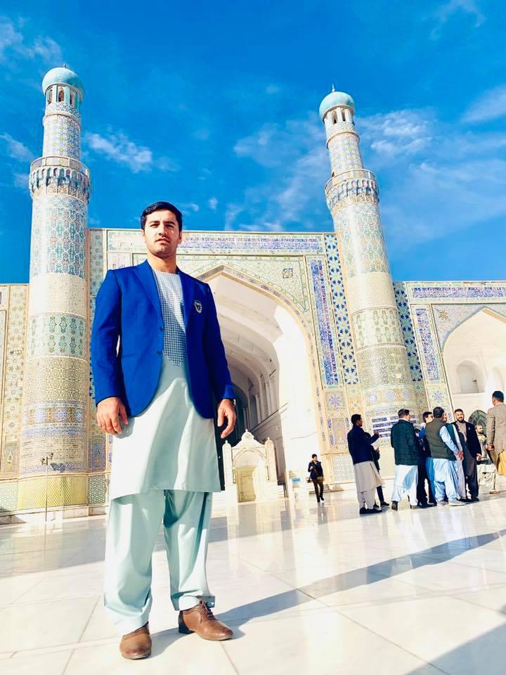 Najibullah Zadran Biography