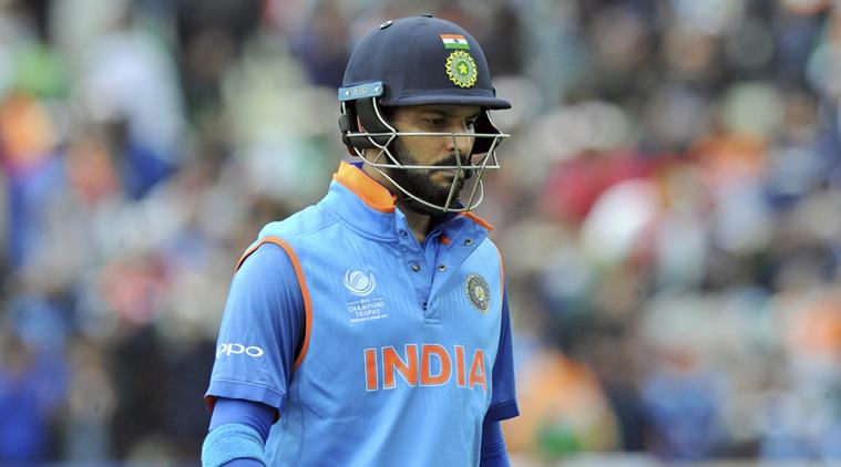 Yuvraj Singh was aptly dropped towards his career end feels Roger Binny
