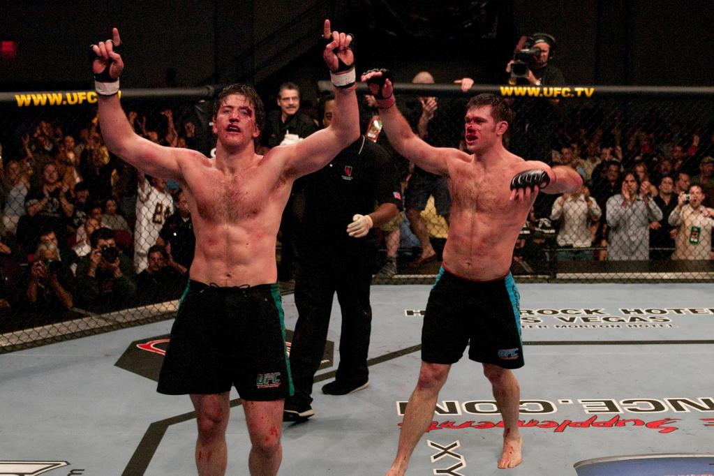Forrest Griffin vs Stephan Bonnar