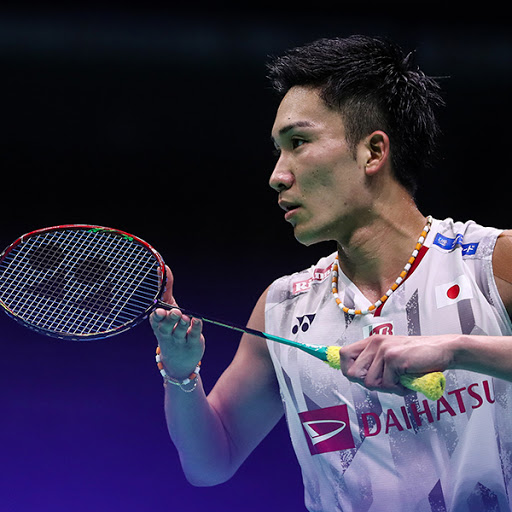 Kento Momota Biography