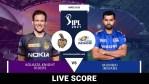 VIVO IPL 2021 M05: KKR vs MI Live Score Telecast Head to Head Records | VIVO IPL 2021 Kolkata Knight Riders vs Mumbai Indians Live Match Score Telecast Broadcast