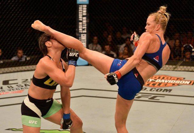 Holly Rene Holm Amateur Kickboxing Career
