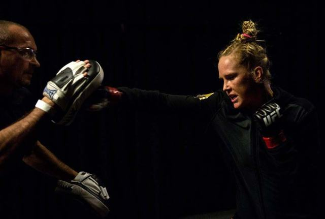 Holly Rene Holm Professional Boxing Career