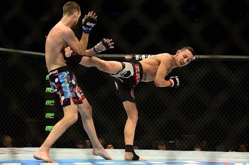 Jerome Max Kelii Holloway Mixed Martial Arts Career