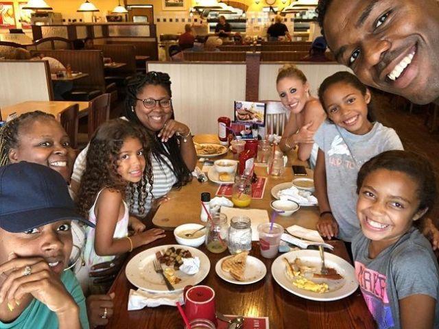 Jonathan Dwight Jones family