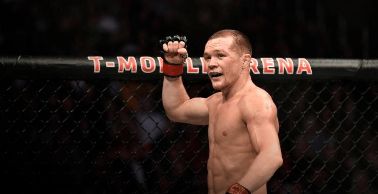 Petr Evgenyevich Yan Ultimate Fighting Championship (UFC)