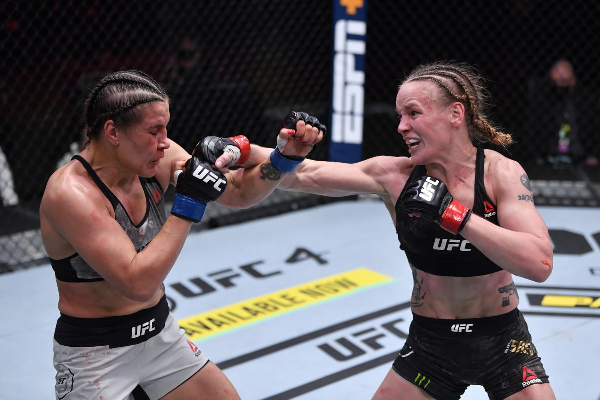 Valentina Anatolievna Shevchenko UFC Flyweight Division