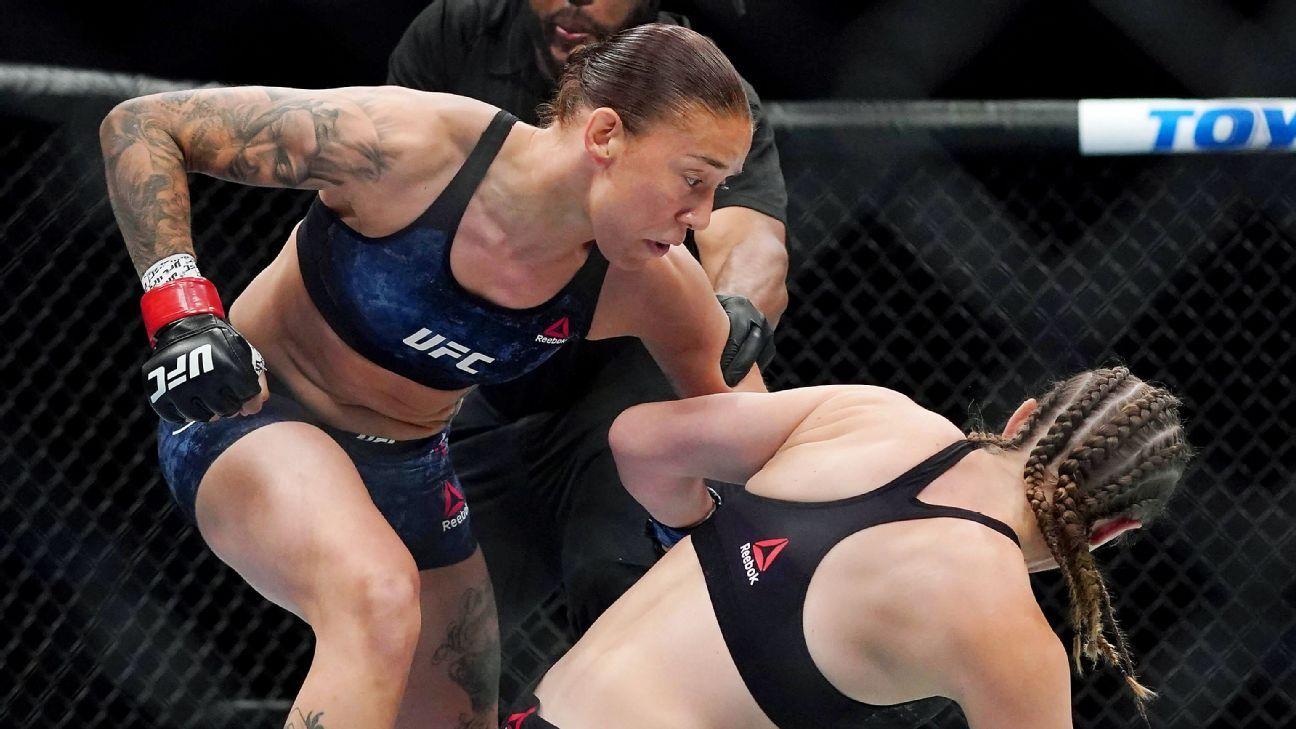 germaine martha de randamie UFC Women's Bantamweight Division