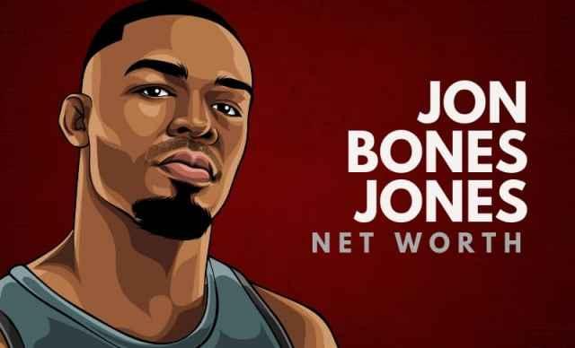 jonathan Dwight Jones net worth