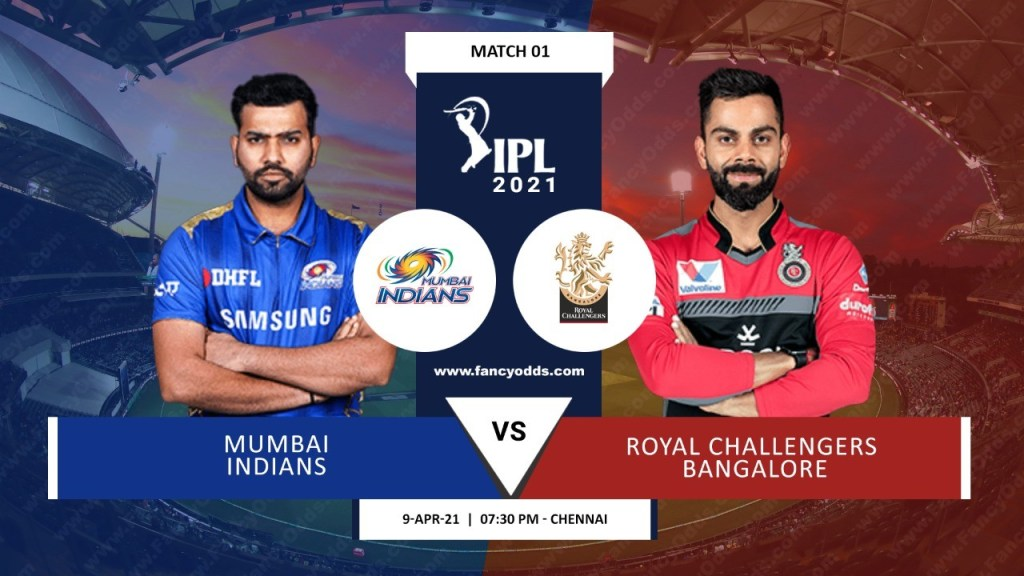 Vivo IPL First Match